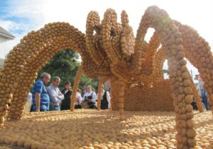 Fiesta de la Patata en Coristanco