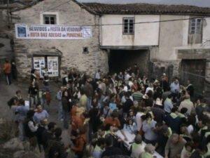 Fiesta de la Vendimia en Viana do Bolo