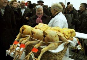 Feria del Capón de Vilalba