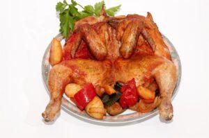 Fiesta del pollo picantón de Teo