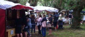 Feria Histórica del Dieciocho de Cuntis