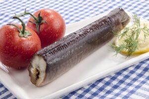 Fiesta de la anguila en Pontevedra
