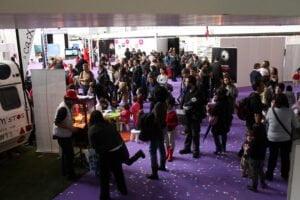 Feria de la cultura Culturgal de Pontevedra