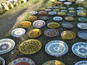 Feria Alfarería Tradicional de Oleiros
