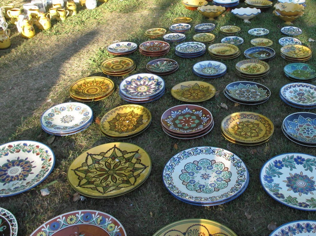 Feria Alfarería Tradicional de Oleiros 1