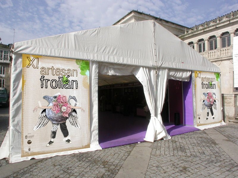 Feria Arte San Froilán de Lugo 1