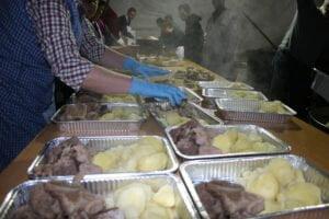 Fiesta del cocido en Tomiño