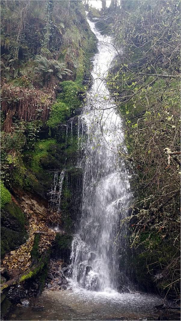 Cascada Pincheira de Fervenza