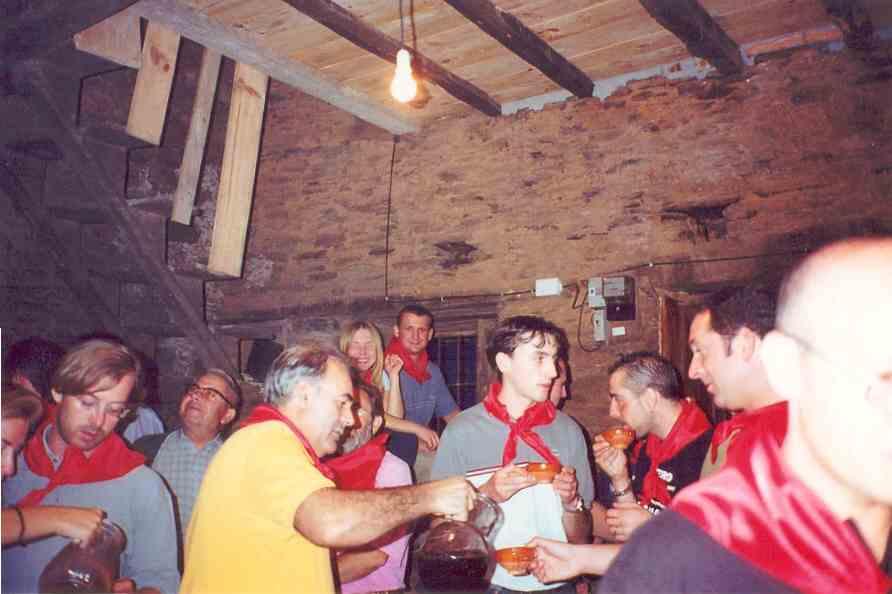 Fiesta de las Cuevas de Vilamartín de Valdeorras 1