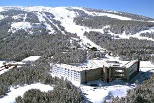Estación de Montaña Manzaneda