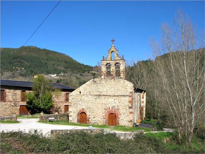 Igrexa de San Miguel de Xagoaza