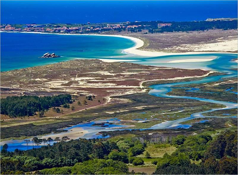 Parajes naturales en Galicia dignos de visitar