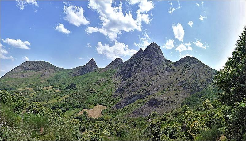 Parajes naturales en Galicia dignos de visitar 1
