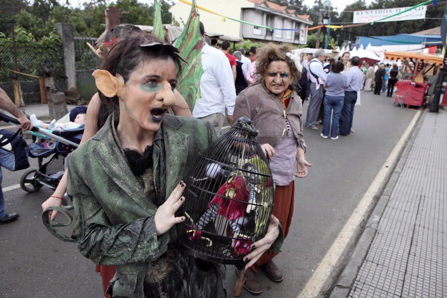 Feria Celta en O Pino 1