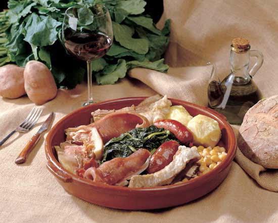 Fiesta gastronómica del cocido de Redondela 1
