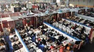 Xantar, salón internacional de gastronomía y turismo de Ourense