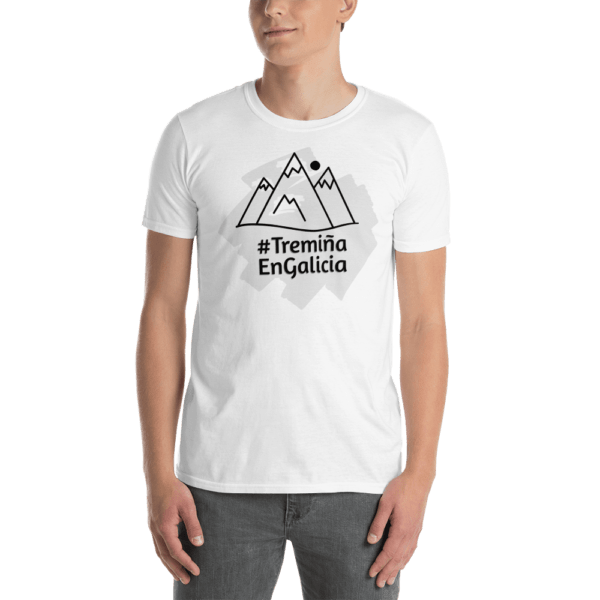 Camiseta de manga corta unisex 1