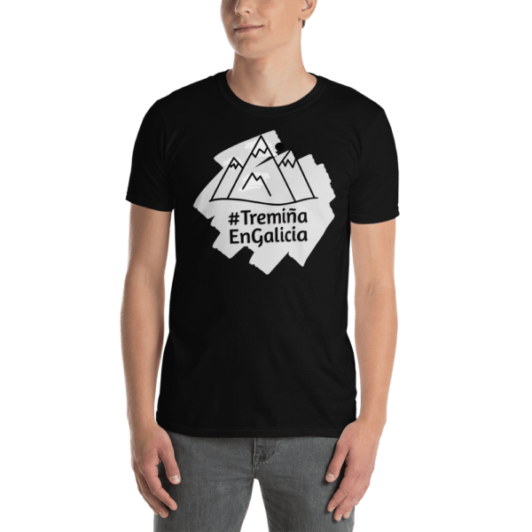 Camiseta de manga corta unisex 3