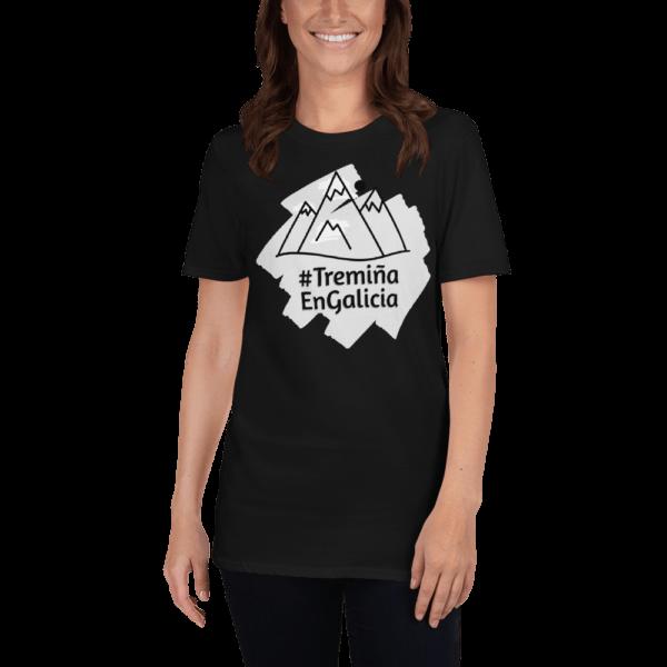 Camiseta de manga corta unisex 2