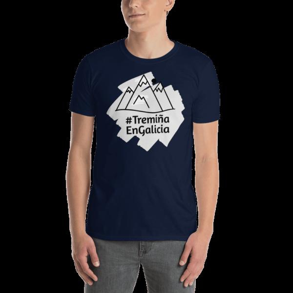 Camiseta de manga corta unisex 4