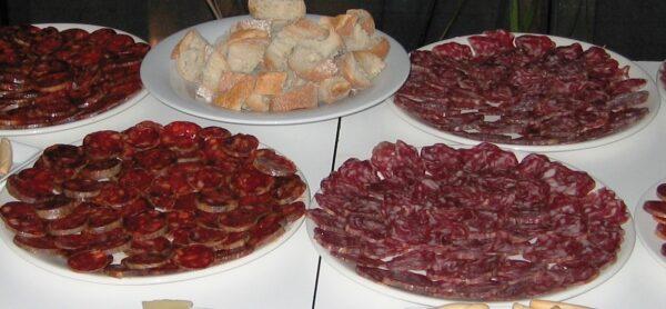 Paquete 4 chorizos Artesanos Murias 2